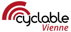 Logo Cyclable Vienne rectangle