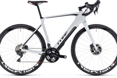 Cube Agree Hybrid C:62 SL Disc white n black